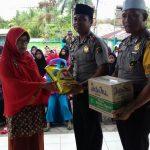 Tim Jum'at Barokah Polres Kampar Anjangsana ke Panti Asuhan Putri Aisyah Bangkinang