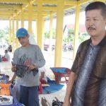 Pasar Baru Pinang Sebatang dibuka Penghulu Pinang Sebatang berharap dapat meningkatkan ekonomi masyarakat