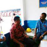 Gas Elpiji 3 Kg Langka, Anggota DPRD Siak Awalludin Datangi Stasiun Pengisian Elpiji Perawang