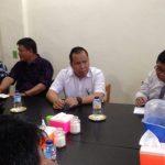 Bupati Kepulauan Meranti H. Irwan Nasir MS,i Mengikuti Seminar Sagu ASEAN Ke VI