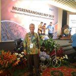 Ikuti Musrenbangnas 2018, Wabup Meranti Harap Pusat Perhatikan dan Prioritaskan Pembangunan Meranti