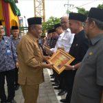 Pagi tadi, Wabup Said Hasyim Terima Penghargaan dari BPKP Perwakilan Provinsi Riau