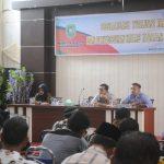 Wakil Bupati Meranti Buka Sosialisasi Evaluasi Jabatan dan Penyusunan Kelas Jabatan Tahun 2018