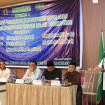 Wakil Bupati Meranti Ikuti Diskusi Arah Kebijakan Kabupaten Kepulauan Meranti Menuju Masyarakat Madani Dalam Bingkai NKRI
