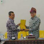 Alwi Shihab Bantu Syamsuar Tawarkan Peluang Investasi di Timur tengah