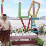 Ajungan Swafoto Kampung Toga Mempura, Spot Terbaik Abadikan Indahnya Kota Siak.