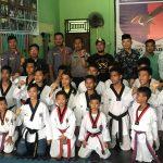 Gedung TC Taekwondo Kecamatan Kandis Dibuka, Ini Harapan Andreas Nico