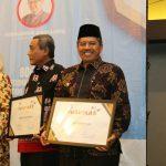 Pemkab Siak Raih Penghargaan Natamukti Ketiga dari ICSB Indonesia City Awards 2019.