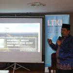 Jadi Pembicara Diskusi Forum LKTL di Jakarta, Bupati Alfedri Dedahkan Strategi dan Kebijakan Siak Hijau