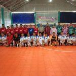 Turnamen Futsal SMANSA Cup 3 Dibuka, 17 Tim Dan 11 Sekolah Ikut Serta