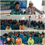 SMK SSQ Kandis Peringati Maulid Nabi Muhammad *Fardiansyah S.S: Menanamkan Kecintaan Kepada Nabi Muhammad SAW Kepada Siswa-siswi