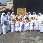 15 Siswa-siswi TK Tunas Ceria Mengikuti Pra Manasik Haji