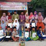 Mantap.! SD Negeri 009 Simpang Belutu Kandis Kembali Juara Umum *Pentas Seni Dan Dakwah Tingkat SD/MI Kecamatan Kandis