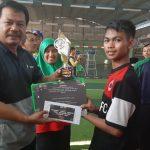 Keren..! SMPN 5 Kandis Juara 1 Student Futsal League Riau 2019