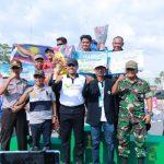 Bupati Siak Tutup Serindit Boat Race,Kota Bekasi duduki peringkat Pertama