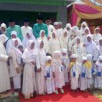 Anak Usia Dini, Pengurus IGRA Kenalkan Anak Cara Menunaikan Ibadah Haji