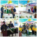 Hari terakhir pentas ceria anak lomba antar kelas TK Aisyiyah dan KB di hadiri bujang dan dara Meranti 2019