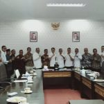 Kunjungan Kerja Komisi 1 DPRD Kepulauan Meranti ke BKN Kanreg XII di Pekanbaru bahas Kebijakan Pemerintah Pusat Terkait Penghapusan Tenaga Honorer