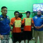 Pelaku pencurian besi ditangkap polisi