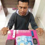 Sat Resnarkoba Polres Siak Berhasil Amankan Pengedar Narkoba *7 Kantong Paket Sabu-sabu Berhasil Diamankan