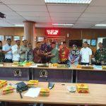 Banggar DPRD Meranti Kunker ke DPRD Provinsi Riau