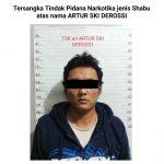 Miliki Narkoba Seberat 4,6, Pria Ini Ditangkap Tim Sus Narkoba Polres Bengkalis