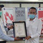 Certificate of Approval: Bukti Keseriusan Kami Dalam Berusaha Memajukan dan Mengembangkan Kualitas Pendidikan di Polbeng.
