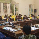 Pilkada Riau 2020 di Tengah Pandemi,Pemkab Siak – Pemprov Riau Gelar Rakor Virtual Penegakan Hukum Protokol Kesehatan