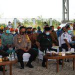Resmikan Koperasi TKBM di Tanjung Buton, Bupati Alfedri Sebut Bakal Ada Kemudahan Perizinan Bagi Investor KITB