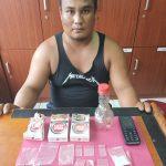 Satres Narkoba Polres Siak Kembali Berhasil Membekuk Pengedar Narkoba Warga Kampung Sialang Sakti