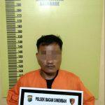 Polsek Bagan Sinembah amankan Pengedar Sabu di Balam Km 36