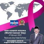 Terkait Rumah Sakit Khusus Kanker, Ini Pernyataan Muhammad Arum SE