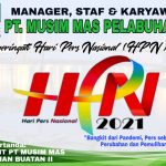 PT Musim Mas Mengucapkan Selamat Hari Pres Nasional(HPN)