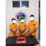 Polres Meranti Kembali Amankan 3 Orang Terduga Pelaku Narkotika Jenis Sabu-Sabu