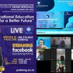 Polbeng Gelar Sosialisasi Penerimaan Mahasiswa Baru dan KIP Kuliah Secara Virtual