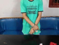 Pria 53 Tahun Ini Diciduk Polisi, Gegara Miliki 9 Paket Sabu