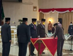 Andi Yanto Resmi Nahkodai Dishub Riau