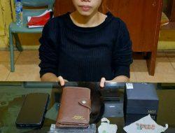 Tim Opsnal Polsek tualang Polres Siak Tangkap Seorang Wanita Karena Menjadi Pengedar Narkoba