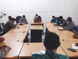 Camat Bukit Batu Pimpin Rapat Koordinasi Lintas Sektoral Pengendalian dan Penanganan COVID-19