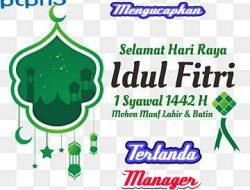 Manager dan Karyawan PTPN5 Kebun Lubuk Dalam Mengucapkan Selamat Hari Raya Idul Fitri 1442.H .Mohon Maaf Lahir dan Bathin