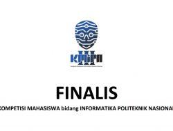 Luar Biasa, 3 Tim Polbeng Lolos Babak Final KMIPN 2021